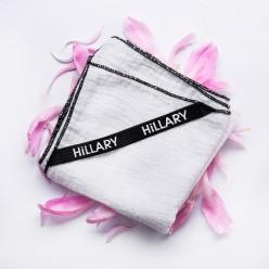 Муслиновая салфетка для очищения лица Hillary