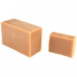 Натуральный твердый шампунь «Шелковый». Для частого применения для сухих и ослабленных волос