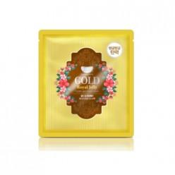 Гидрогелевая маска для лица с золотом KOELF Gold & Royal Jelly Hydro Gel Mask