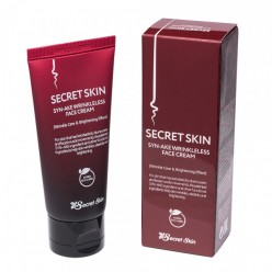 Крем для лица с пептидом змеиного яда Secret Skin Syn-Ake Wrinkleless Face Cream